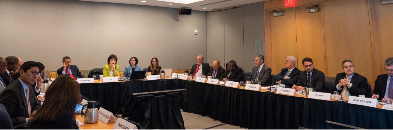 Basel III Task Force meeting