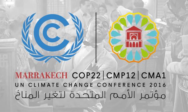 COP22 with Dooley Wilson