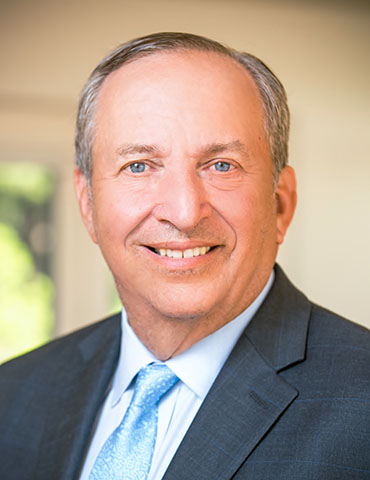 CGD Chair Larry Summers