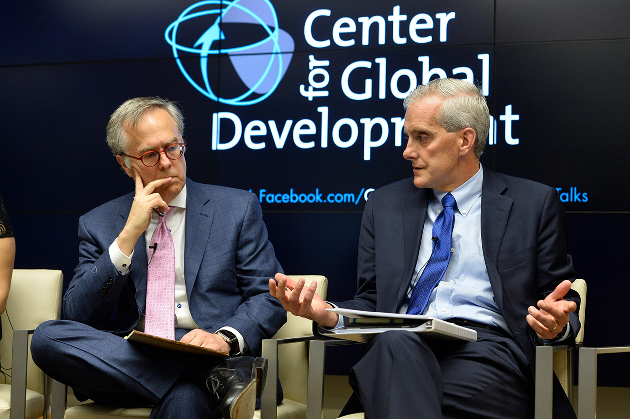 Michael Gerson, Denis McDonough