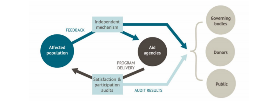Figure 1. Independent feedback and audit mechanisms