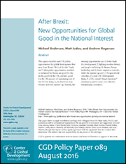 Beyond Brexit paper