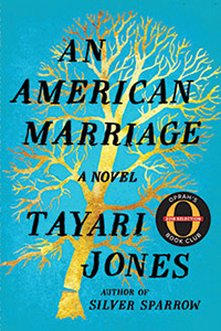 book cover: American Marriage