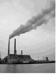 Mount Storm Coal Fired Power Plant
