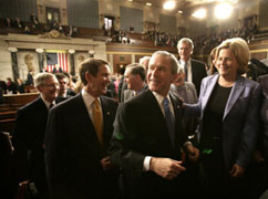 2006 State of the Union, President George W. Bush