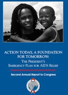2nd Annual PEPFAR Progress Report