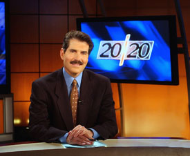John Stossel 20/20 Anchor