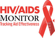 HIV/AIDS Monitor logo
