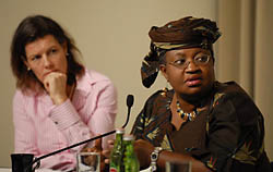 Ngaire Woods and Ngozi Okonjo-Iweala