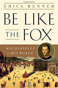Be Like the Fox cover