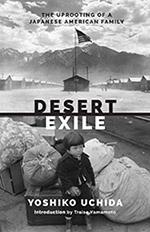 book cover: Desert Exile