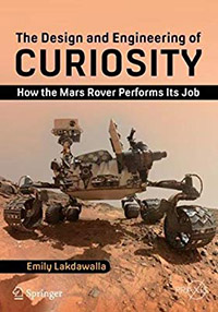 book cover: Design and Engineering of Curiosity