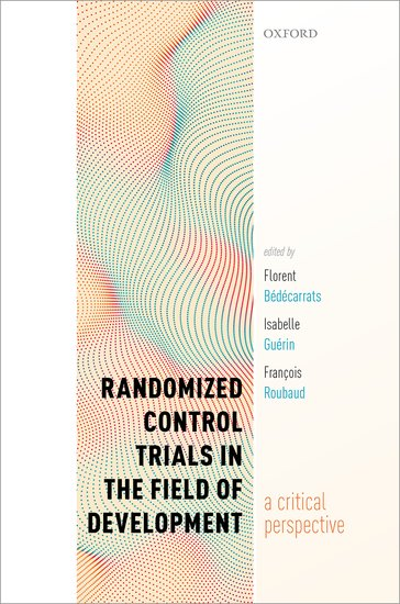 An image of the cover of the volume Randomized Control Trails in the Field of Development
