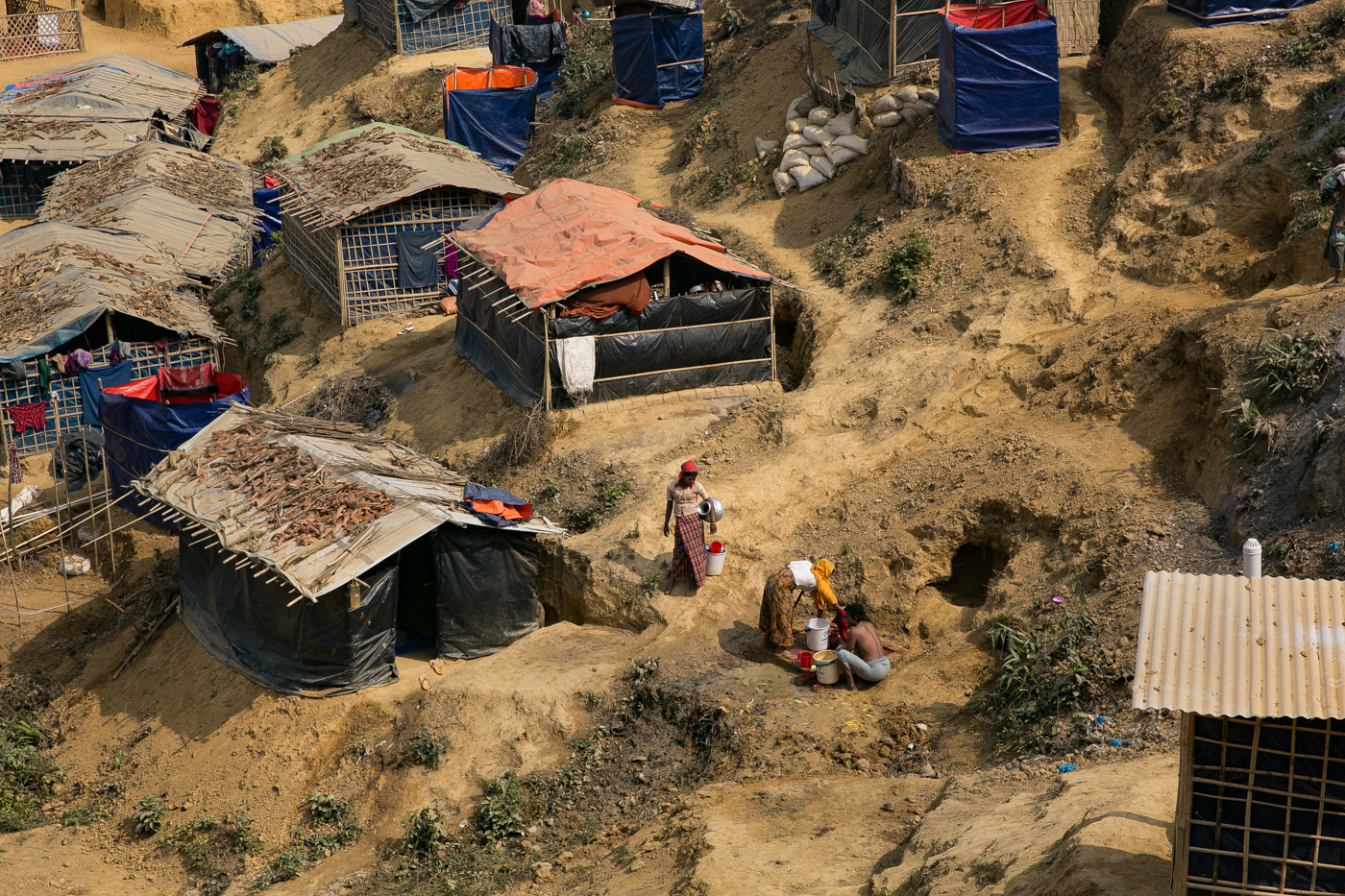 Toward Medium-Term Solutions for Rohingya Refugees and Hosts