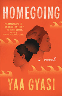 book cover: Homegoing