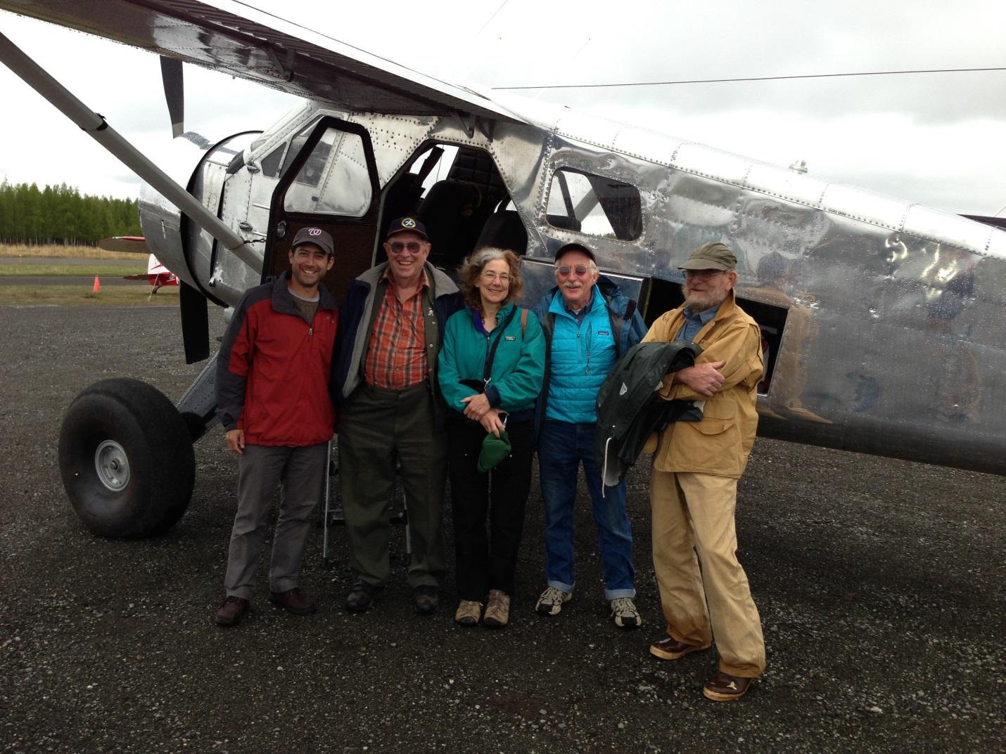 Oil-to-Cash Alaska Team