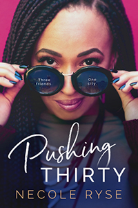 book cover: Pushing Thirty