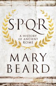 book cover: SPQR