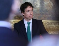 Rory Stewart at the London Illegal Wildlife Trade (IWT) Conference 2018 / Photo by FCO, via Flickr