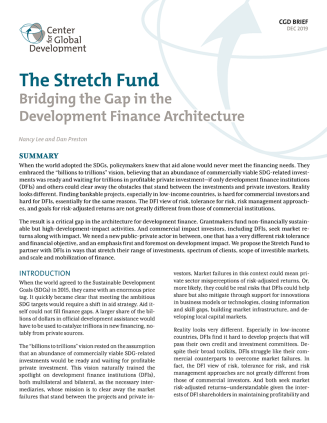 Front Cover Stretch Fund