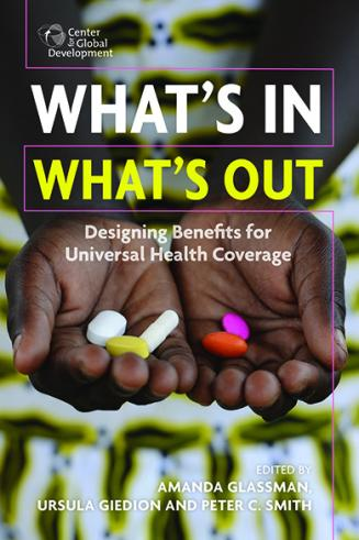 What's In, What's Out? Designing Benefits for Universal Health Coverage