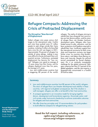 Refugee Compact Brief