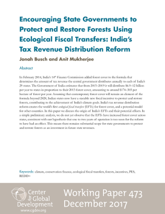 Cover of Working Paper 473
