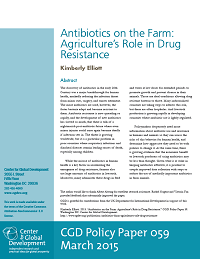 Antibiotics on the Farm: Agriculture's Role in Drug Resistance