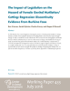 The Impact of Legislation on the Hazard of Female Genital Mutilation/Cutting: Regression Discontinuity Evidence from Burkina Faso