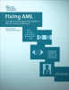 Cover of report on Fixing AML