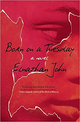 Book cover of Born on a Tuesday