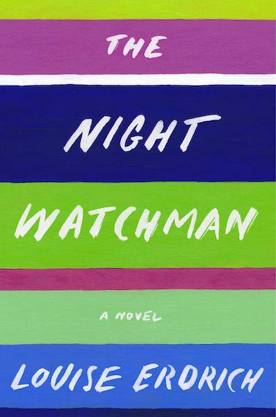 Book cover of Night Watchman