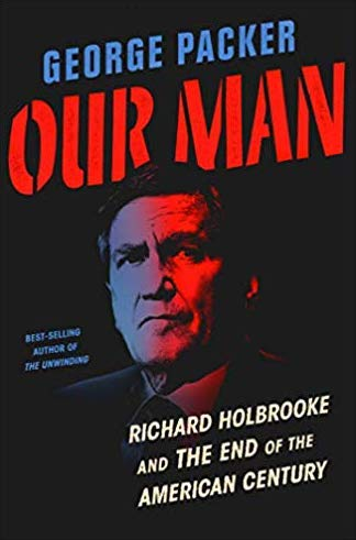Book cover of Our Man