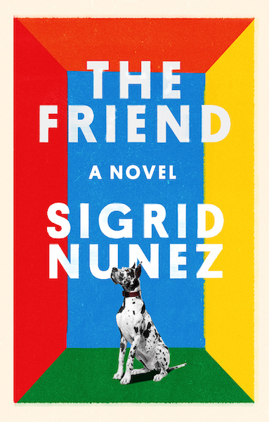 Book cover of The Friend