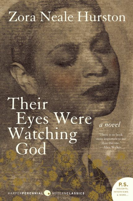 Book cover of Their Eyes Were Watching God