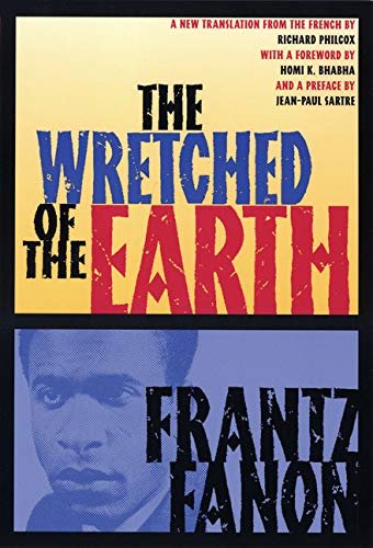 Book cover of The Wretched of the Earth